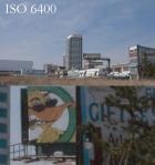 Canon 70D, ISO 6400